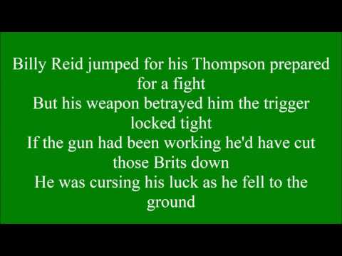 Billy Reid, Remember His Name with lyrics