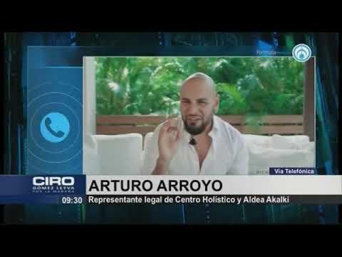 Representante de Aldea Akalki pide liberen inmueble asegurado en investigación de Ricardo Ponce