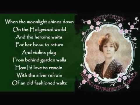 Sandy Denny  Like An Old Fashioned Waltz  + lyrics 1973