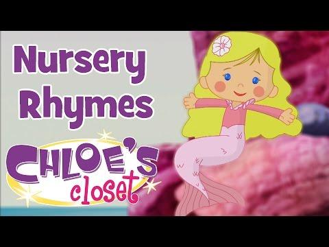 Chloe's Closet - Pop Goes The Weasel | 60+ minutes | Nursery Rhymes