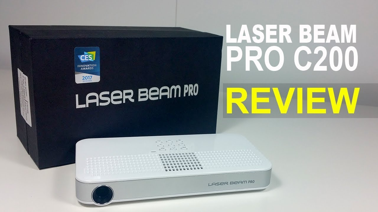 Best portable projector 2017 laser beam pro c200 android for Portable projector reviews