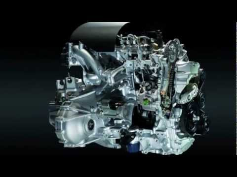 Honda's New 1.6 liter i-DTEC Diesel Engine is Lightest in its Class