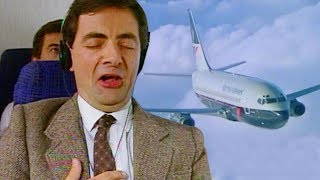 Fly Away BEAN ✈️| Mr Bean Full Episodes | Mr Bean Official