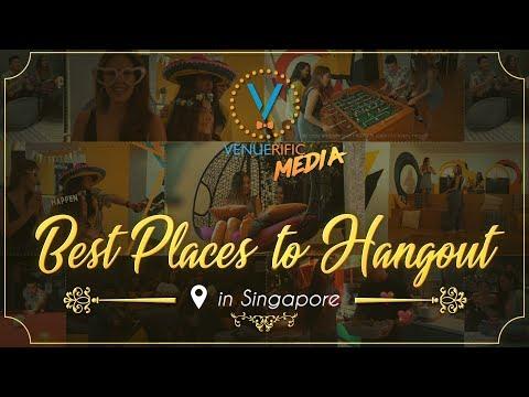 Best Places to Hangout in Singapore - Venuerific Media