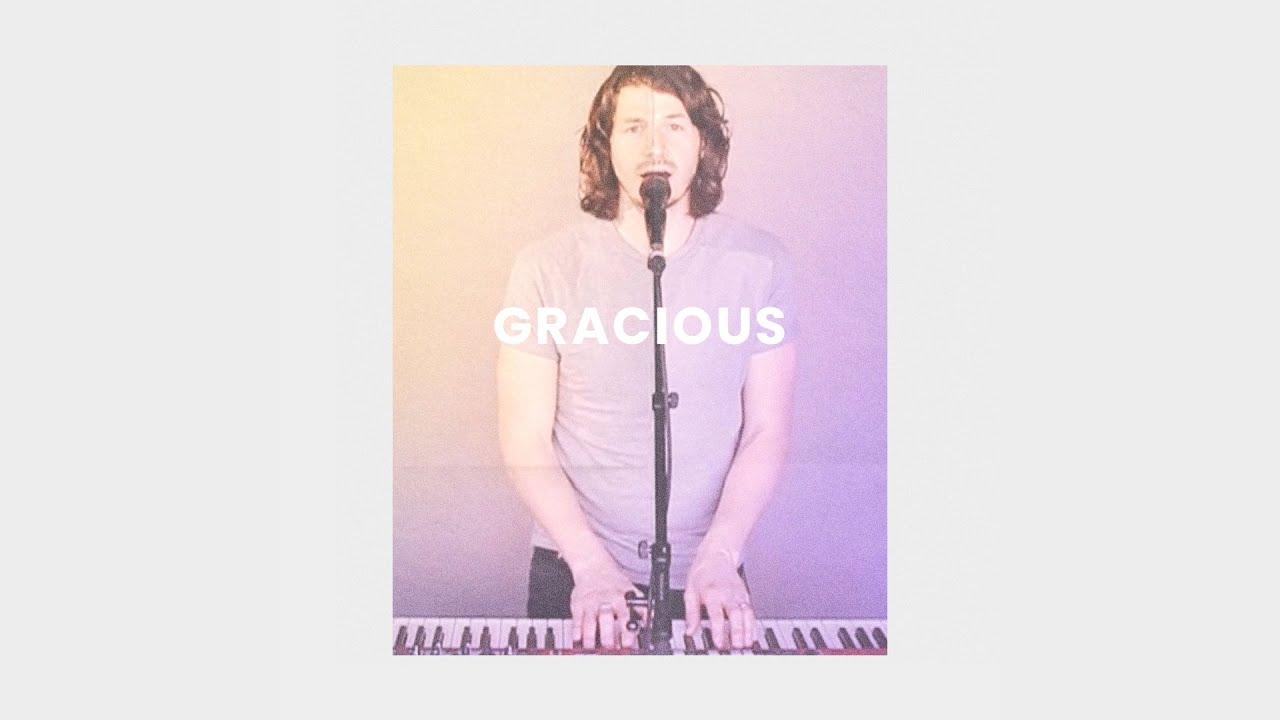 Gracious (Live) - Simon Brading Cover Image