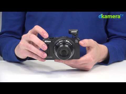 Nikon Coolpix S9700 Test (2/4): Kamera Hands On