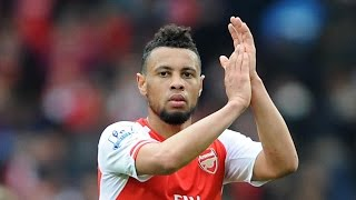 【 Francis Coquelin - Skill Defense & Attack 】 Arsenal HD 2015