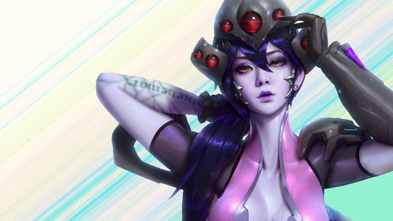 Overwatch Widowmaker I M Not Here To Ruin The Game