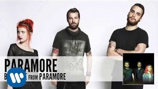 Paramore: Be Alone (Audio)