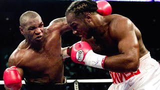 Mike Tyson (USA) vs Lennox Lewis (England) | KNOCKOUT, BOXING fight, HD