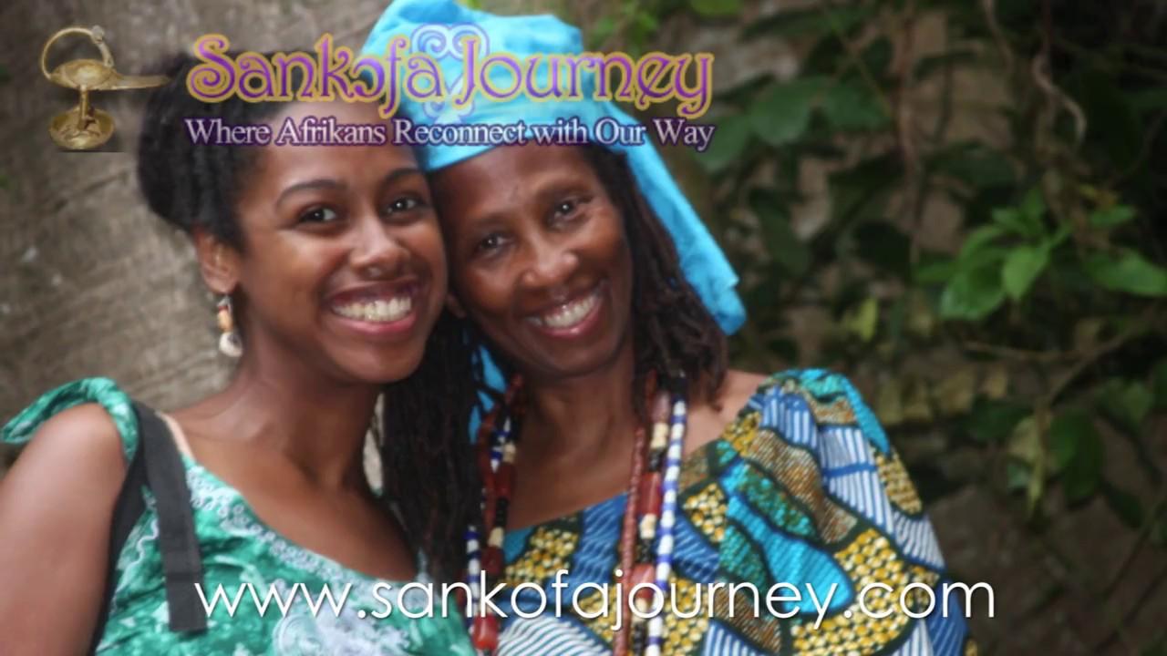 Sankɔfa Journey 2017 Promo: Ghana, West Afrika