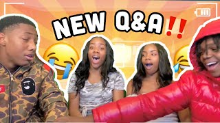 Q&A WITH JAY AND DEDE(HILARIOUS)😂😂