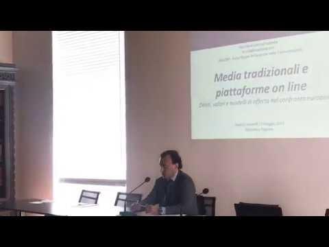 Media tradizionali e piattaforme on line: diritti, valori e modelli di offerta nel confronto europeo