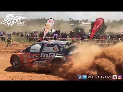 Pearl of Africa Uganda Rally V.Power Stage 2017 Busiika (Spectator Stage) Day 1