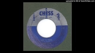 Boyd, Eddie and his Chess Men - Just A Fool - 1956