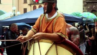 March of the Gladiators! (WCC 2012 Parade.)