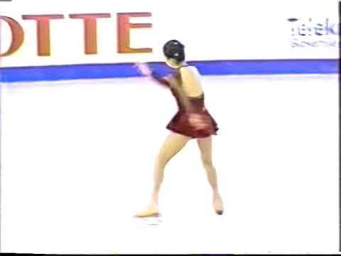 Chae-Hwa Kim KOR - 2006 Junior World Figure Skating Championships LP
