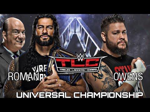 WWE TLC 2020 Dream Match Card Predictions   Roman Reigns vs Kevin Owens   Fiend vs Randy Orton TLC