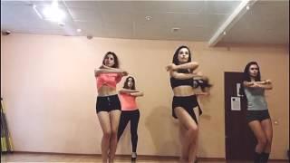 Класс High Heels | Обучение Go-Go в Воронеже | ZOLOTO Dance Studio
