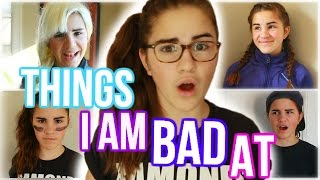 Things I'm Bad At | Davis Does