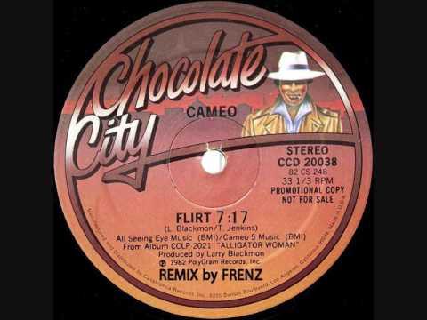 Cameo-Flirt (Maxi Remix by Frenz)
