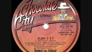 Cameo-Flirt (Maxi Remix by Frenz)