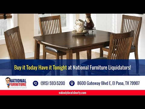 $5 Million Dollar Sell Off ENDING SOON At National Furniture Liquidators!   El  Paso, TX   YouTube
