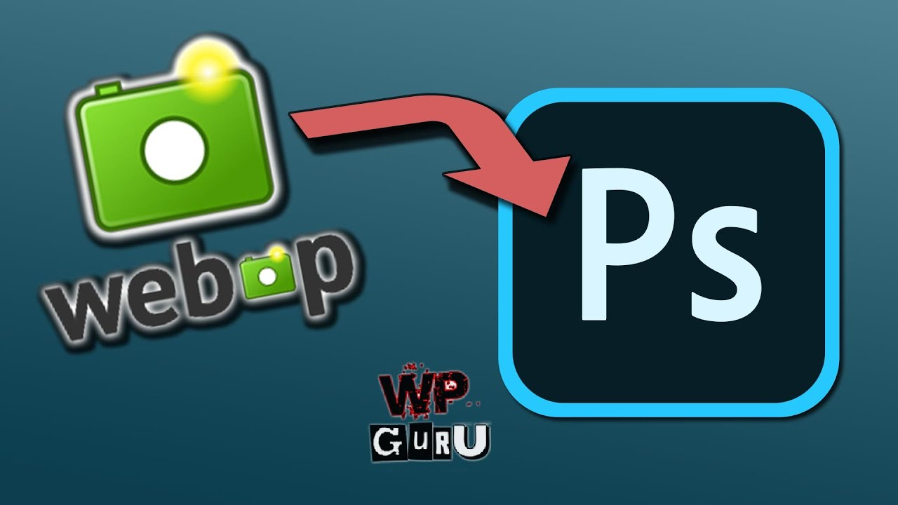 How To Import Webp Images Into Photoshop Youtube