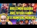 RRQ LEMON KAGURA + TUTURU FANNY = AUTOWIN? + GIVEAWAY 3000+ DIAMONDS :)