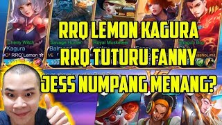 RRQ LEMON KAGURA + TUTURU FANNY = AUTOWIN? + GIVEAWAY 3000+ DIAMONDS :) thumbnail