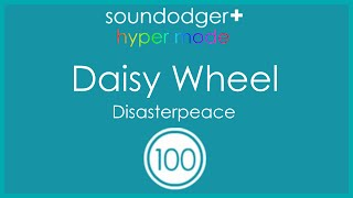 Soundodger+ Hyper Mode: Daisy Wheel 100%