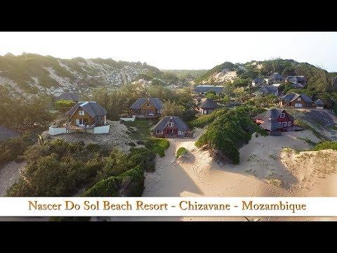 Visit Mozambique   Nascer Do Sol Beach Resort Accommodation Chizavane