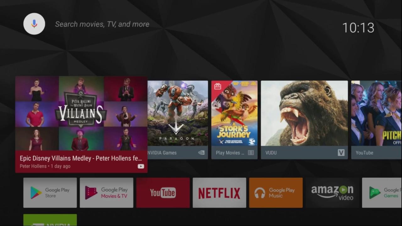 Root of Nvidia Shield TV (Nougat - 16GB 2015/Pro)