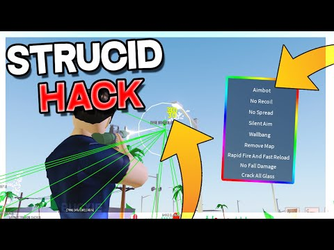 *NEW* Strucid HACK | KILL ALL, SILENT AIM, NO RECOIL/SPREAD, REMOVE MAP & MORE [OP] ✅WORKING✅
