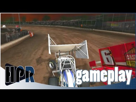 world of outlaws sprint cars ps3
