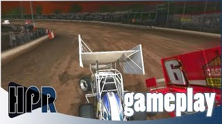 World of Outlaws: Sprint Cars on PS3
