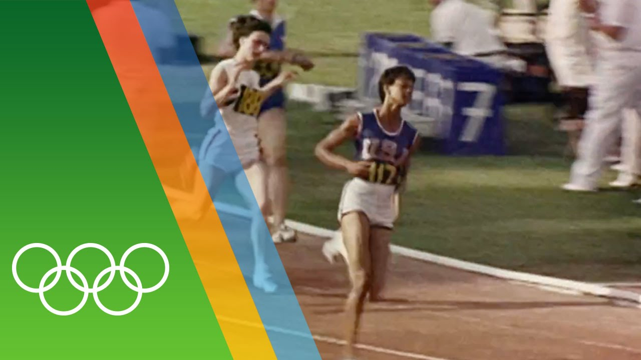 Wilma rudolph at rome 1960 epic olympic moments youtube voltagebd Choice Image