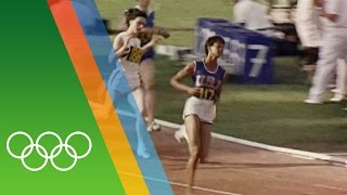 Wilma Rudolph at Rome 1960 | Epic Olympic Moments