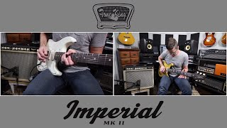 Tone King Imperial MKII In-Depth Demo Video by Shawn Tubbs