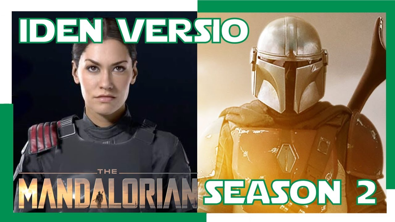 Iden Versio In The Mandalorian Season 2 Youtube