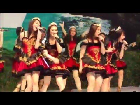 JKT48 - Idol no Ouja (Ratu Para Idola) GIIAS Surabaya (Grand City) [HD Fancam]