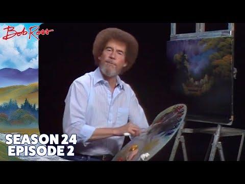 Bob Ross - Wayside Pond (Season 24 Episode 2)
