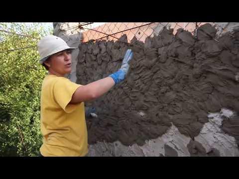 мастер  класс  как построить  гоблинский  забор  без  кирпича  и  навыков  строителя .арт бетон