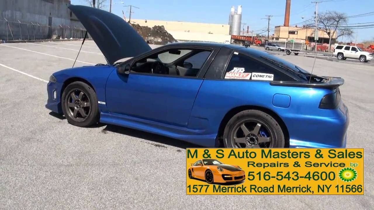 1992 Mitsubishi Eclipse GSX AWD Eagle Talon DSM - YouTube
