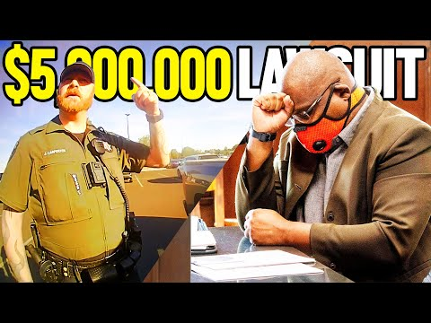 $5 Million Lawsuit From One Officer