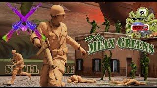 Зеленые солдатики на войне - Plastic Warfare