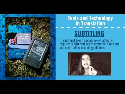 Tools & Technology in Translation »»» Subtitling