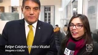 Obra de viaduto, quadras e reforma em escolas na pauta de Zé Fernandes