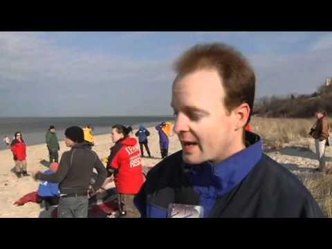 Raw Video Dolphin Rescue
