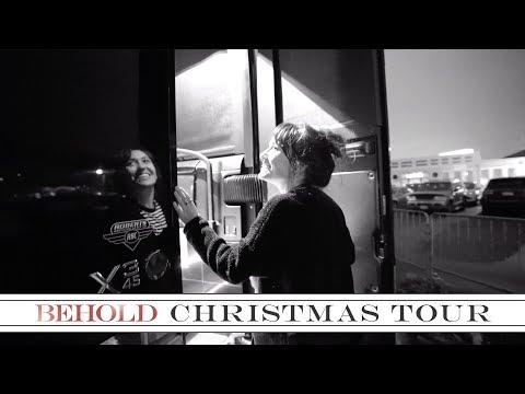 Lauren Daigle - Bus Tour   The Behold Christmas Tour 2018 Mp3